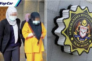 Vellfire dan Alphard disita, pegawai kanan imigresen 'pelindung sindiket' ditangkap SPRM