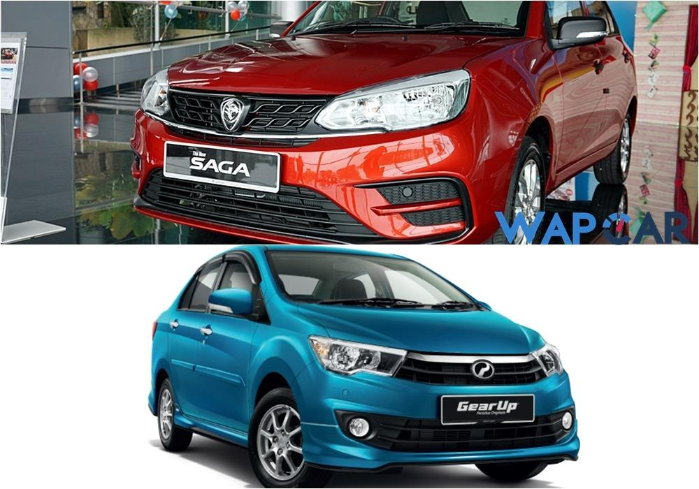 New Proton Saga – Could This Be A Better Car Than The Perodua Bezza? 01