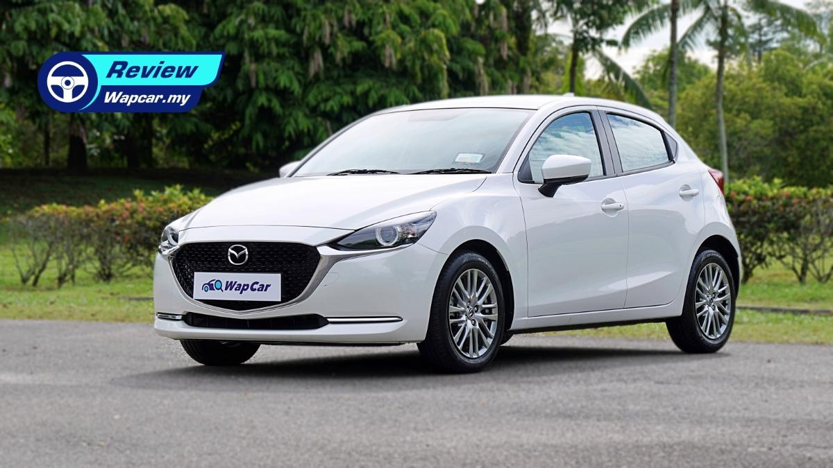 Review: 2020 Mazda 2 1.5 Hatchback - Drives well, but is it overpriced? 01
