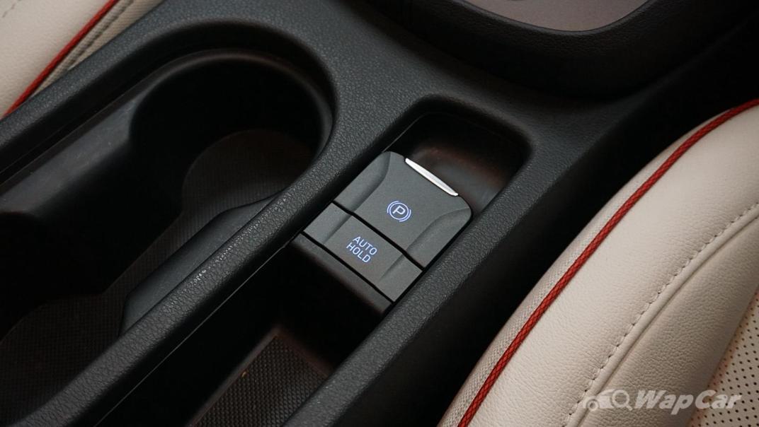 2021 Hyundai Kona 2.0 Active Interior 028