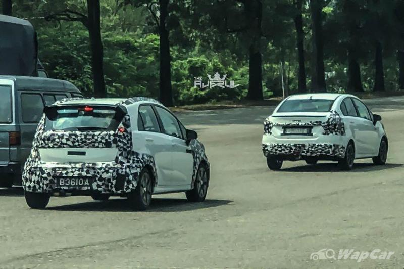 R3 Limited Edition logo leaked: first hint of souped-up Proton Iriz and Persona 02