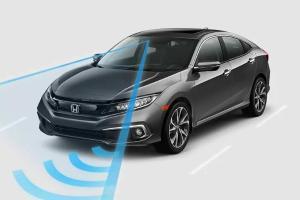 Sistem Bantuan Pemandu (ADAS) dalam Honda Civic (Honda Sensing) adalah yang terbaik!
