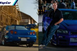 Fast & Furious 9 'F9', Paul Walker muncul dengan Nissan Skyline GT-R R34?