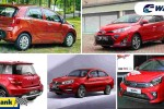 Malaysia's most affordable cars with ESC! 1 of them you've probably forgotten