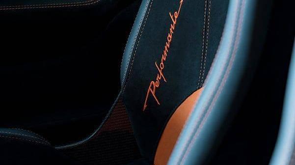 Lamborghini Huracán (2017) Interior 008