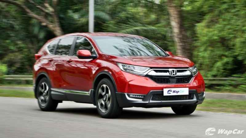 Why is a Proton X70 cheaper than a Honda CR-V by RM53k? What's the difference in taxes? 02