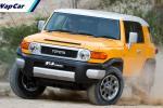 Toyota FJ Cruiser - digilai di Borneo dan seluruh dunia, 10 sebab kenapa anda patut beli!