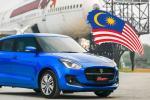 Suzuki Swift 1.2L generasi baru untuk Malaysia akan diimport dari Thailand, pelancaran tahun 2022?