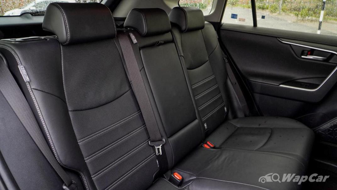 2020 Toyota RAV4 2.5L Interior 159
