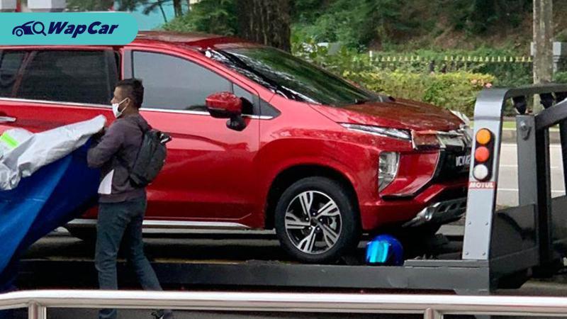 Intipan: Mitsubishi Xpander, 2 warna sudah disahkan? 01
