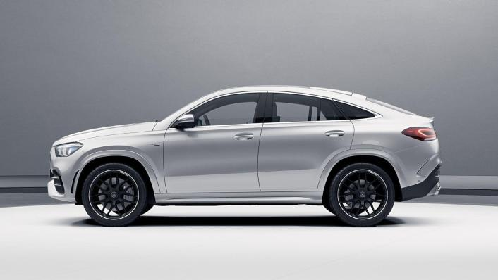 2020 Mercedes-Benz AMG GLE 53 4Matic Coupe Exterior 002
