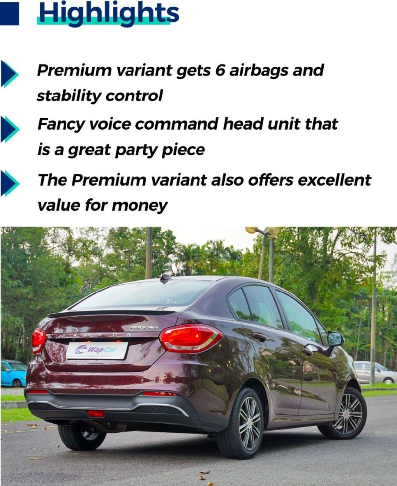 Review: Proton Persona, is the facelift enough to solve the Proton Persona problem? 02
