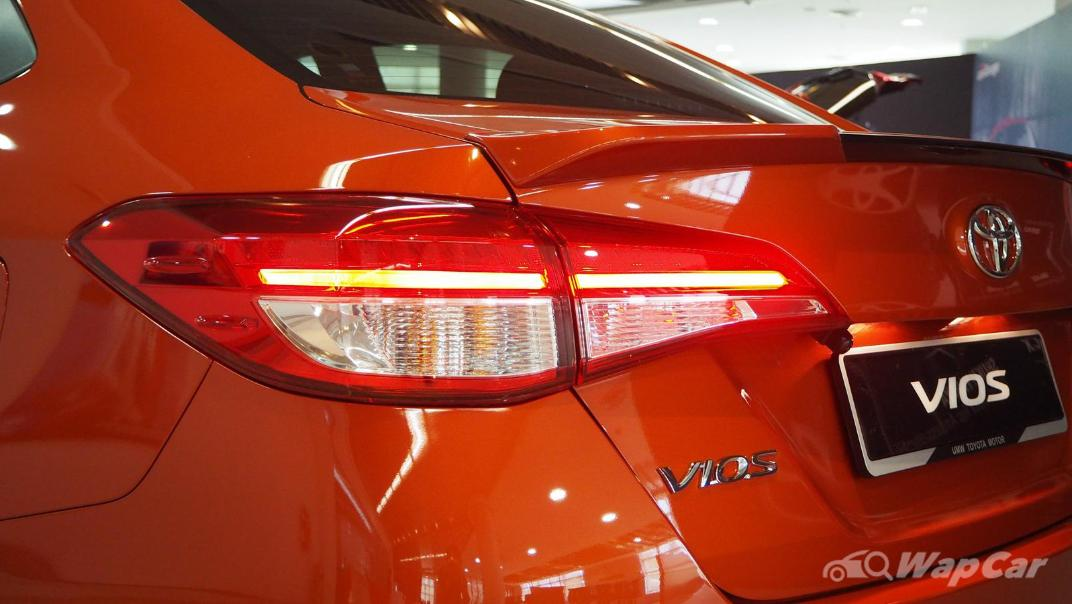 2021 Toyota Vios 1.5G Exterior 011