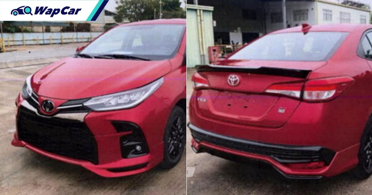 Not just limited to Malaysia, 2021 Toyota Vios GR Sport to launch in Vietnam soon! 01