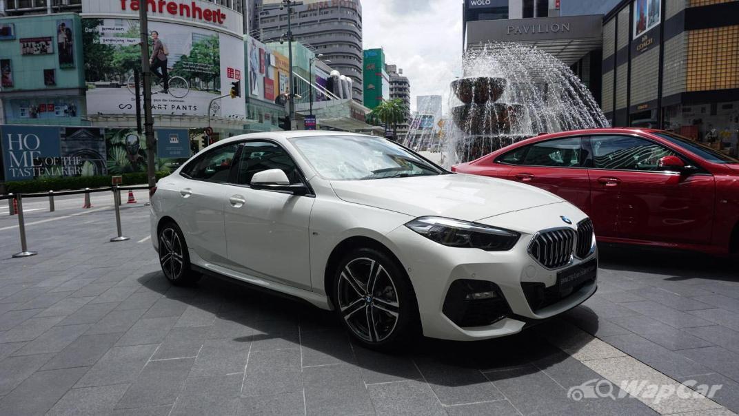 2020 BMW 2 Series 218i Gran Coupe Exterior 021