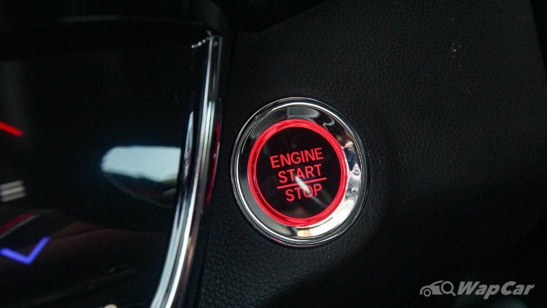 2019 Honda HR-V 1.8 RS Interior 084