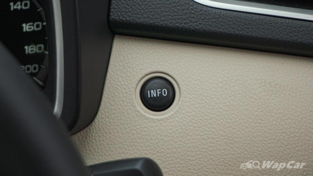 2020 Mitsubishi Xpander Upcoming Version Interior 029