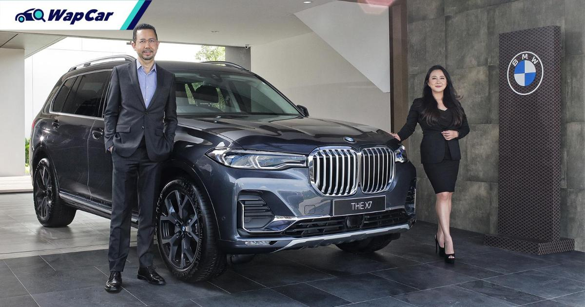 Indonesia launches cheaper 2021 BMW X7 CKD, Malaysia to follow 01