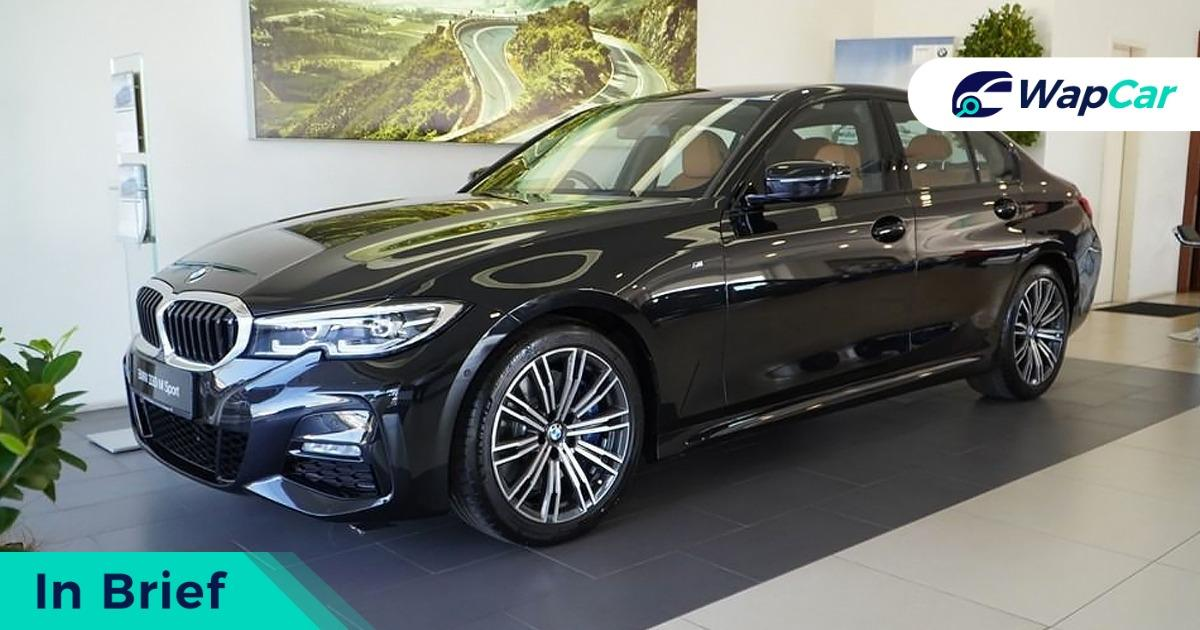 In Brief: G20 BMW 3 Series – For the driving enthusiasts 01