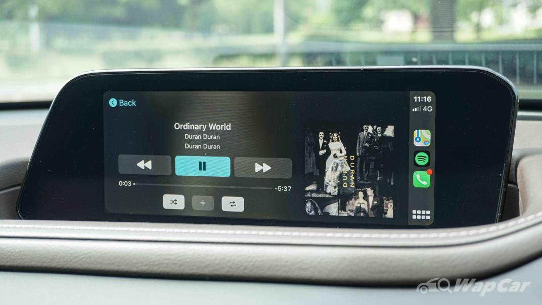 2020 Mazda CX-30 SKYACTIV-G 2.0 High AWD Interior 012