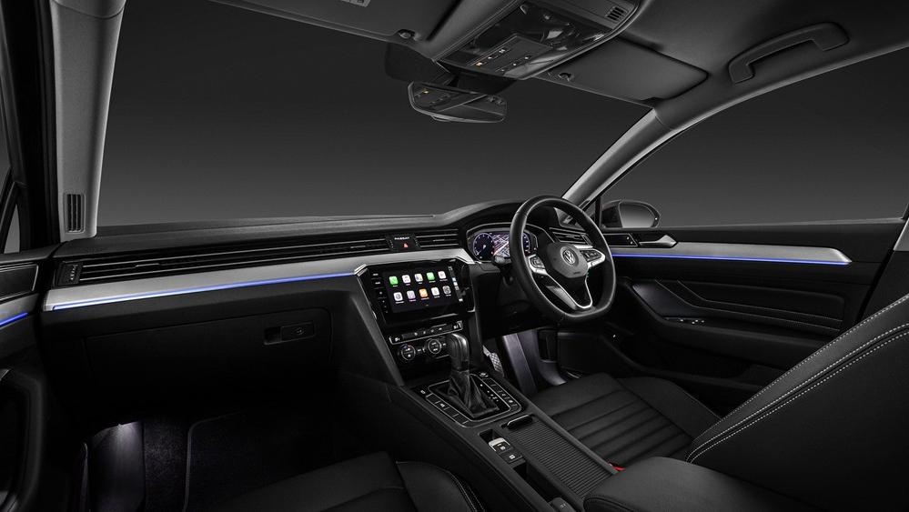 2020 Volkswagen Passat 2.0TSI Elegance Interior 124