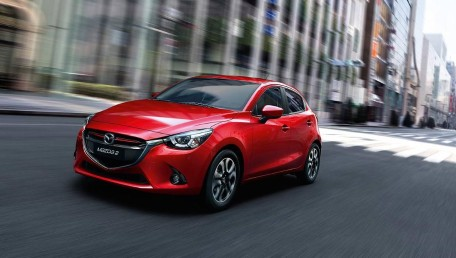 2018 Mazda 2 Hatchback 1.5 GVC with LED Lamp (Soul Red Crystal) Price, Specs, Reviews, Gallery In Malaysia | WapCar