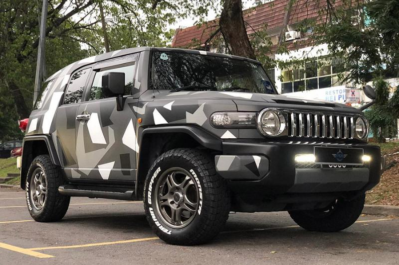10 reasons why the Toyota FJ Cruiser is the bomb 02