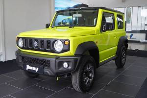 45 pics on why the first two shipments of 2021 Suzuki Jimny is sold out - even at RM 169k