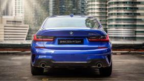 2020 BMW 3 Series 330e Exterior 008