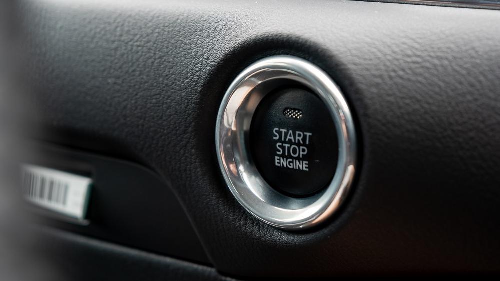 2019 Mazda CX-5 2.5L TURBO Interior 024
