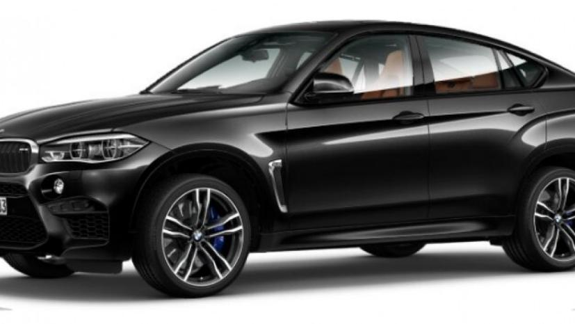 BMW X6 M (2019) Others 003