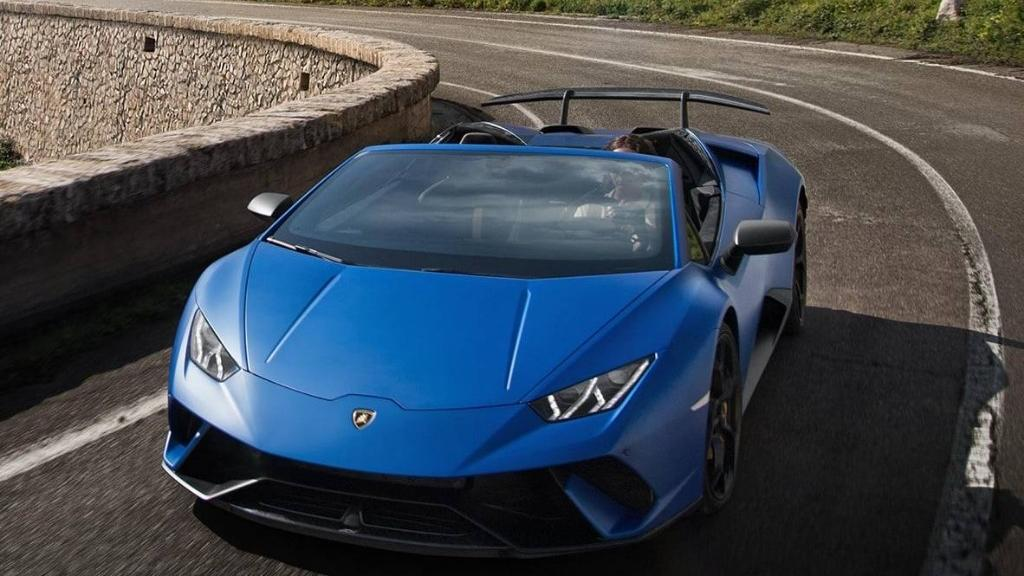 Lamborghini Huracán (2019) Exterior 002