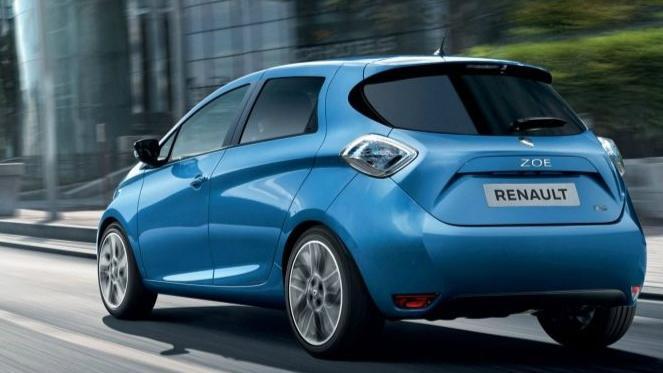 Renault Zoe (2016) Exterior 004