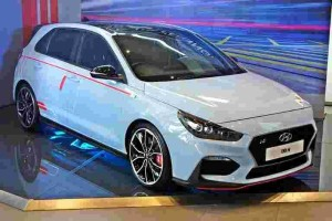 N for Namyang: The 2020 Hyundai i30N is a louder, faster Golf GTI