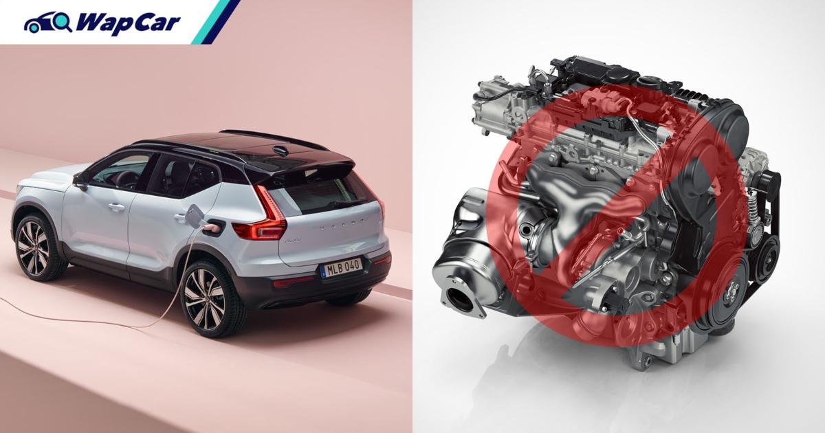 Volvo Cars to go fully electric by 2030, says no future for petrol engine cars 01