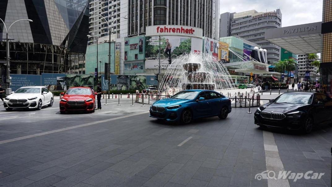 2020 BMW 2 Series 218i Gran Coupe Exterior 093