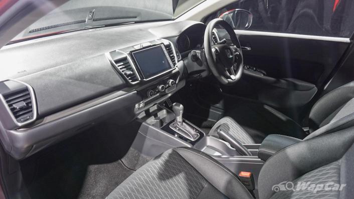 2020 Honda City 1.5L E Interior 002