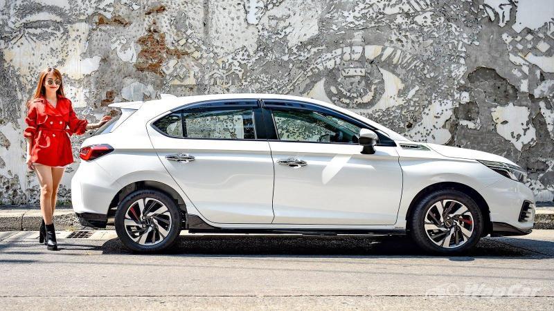 77% orang Jepun melihat Honda City Hatchback sebagai pengganti Honda Civic generasi pertama! 02
