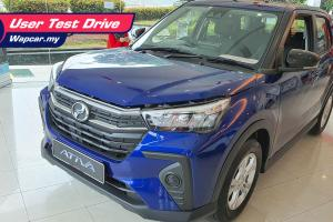 User Test Drive: 2021 Perodua Ativa, the cheapest turbocharged SUV with good safety specs