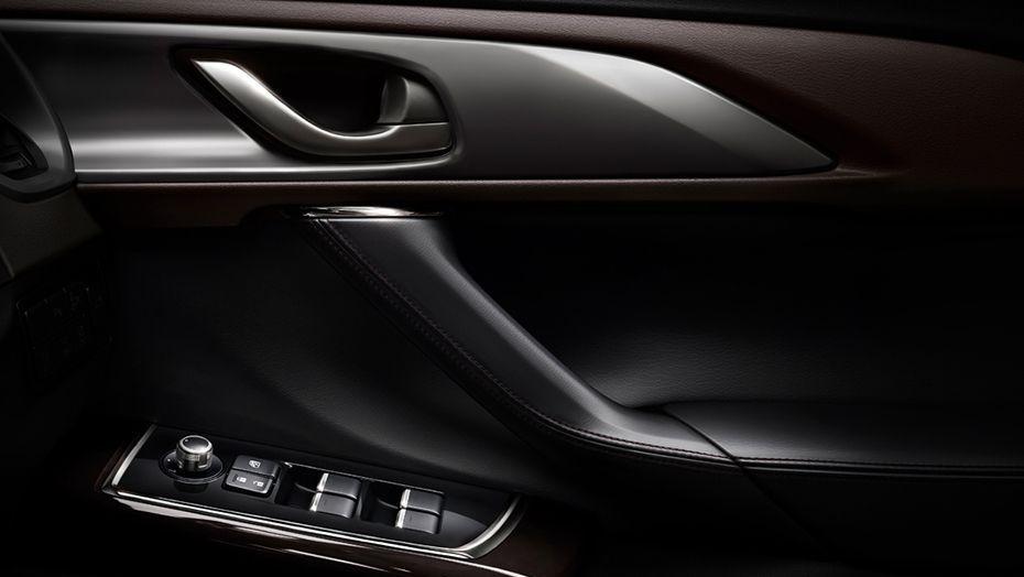 Mazda CX-9 (2018) Interior 010