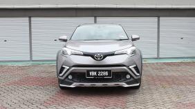 2019 Toyota C-HR 1.8 Exterior 002