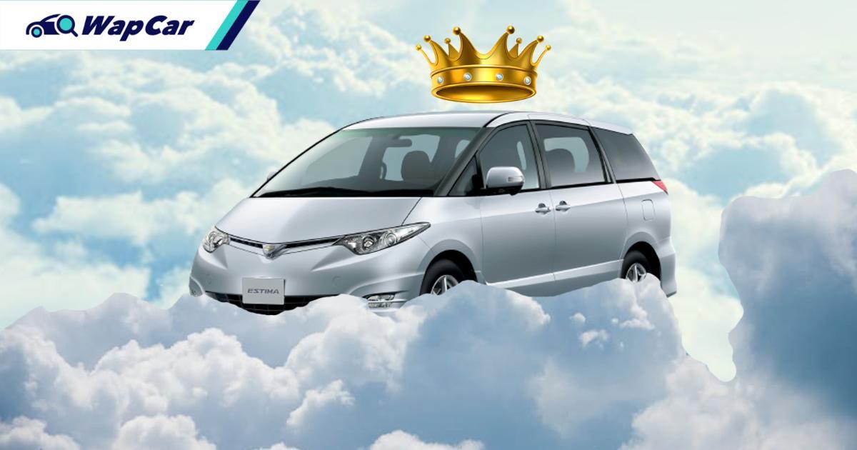 Toyota Estima – Long live the Malaysian king of MPV 01