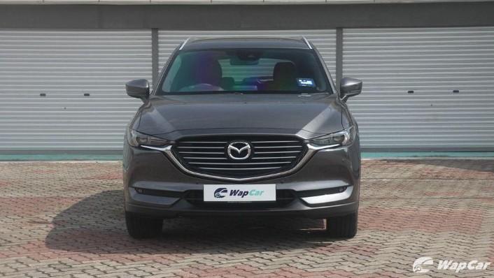 Mazda CX-8 2.2 SKYACTIVE (2019) Exterior 002