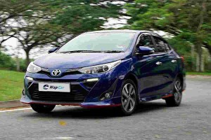 Review: Toyota Vios - This over the Honda City?