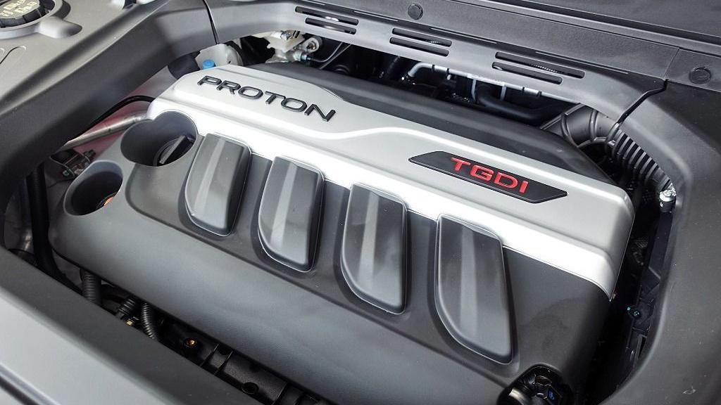 2018 Proton X70 1.8 TGDI Executive AWD Others 002
