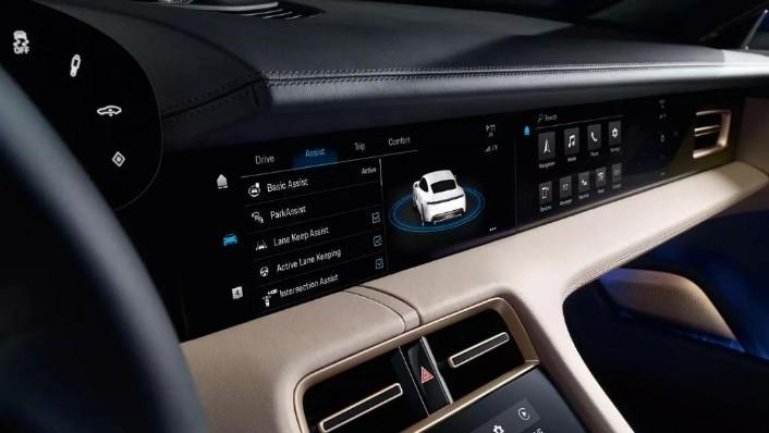Porsche Taycan(2019) Interior 003