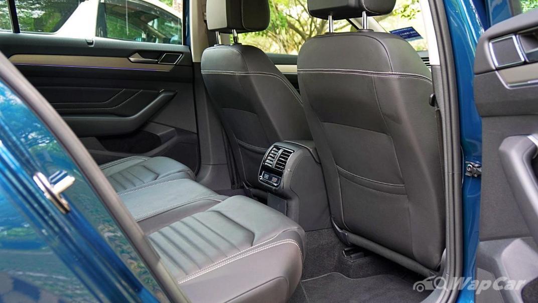 2020 Volkswagen Passat 2.0TSI Elegance Interior 052