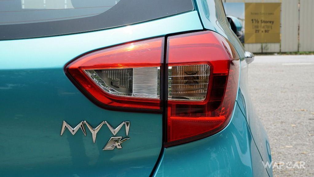 2018 Perodua Myvi 1.3 X AT Exterior 019