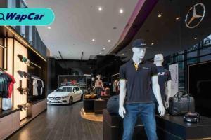 Tampil bergaya dengan Mercedes-Benz di butik mewah Hap Seng Star KL baru!