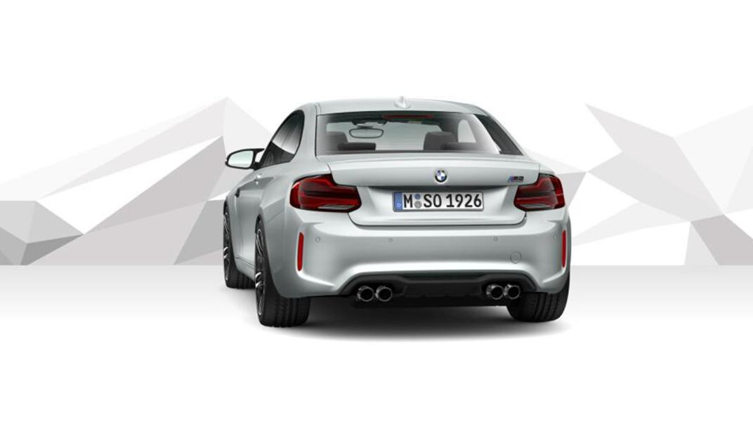 2019 BMW M2 Competition DCT Exterior 013